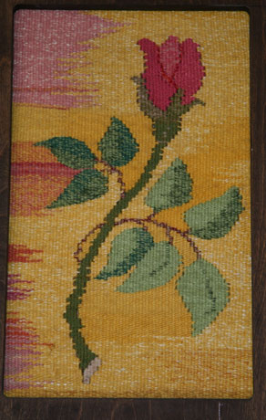 Rose Tapestry detail